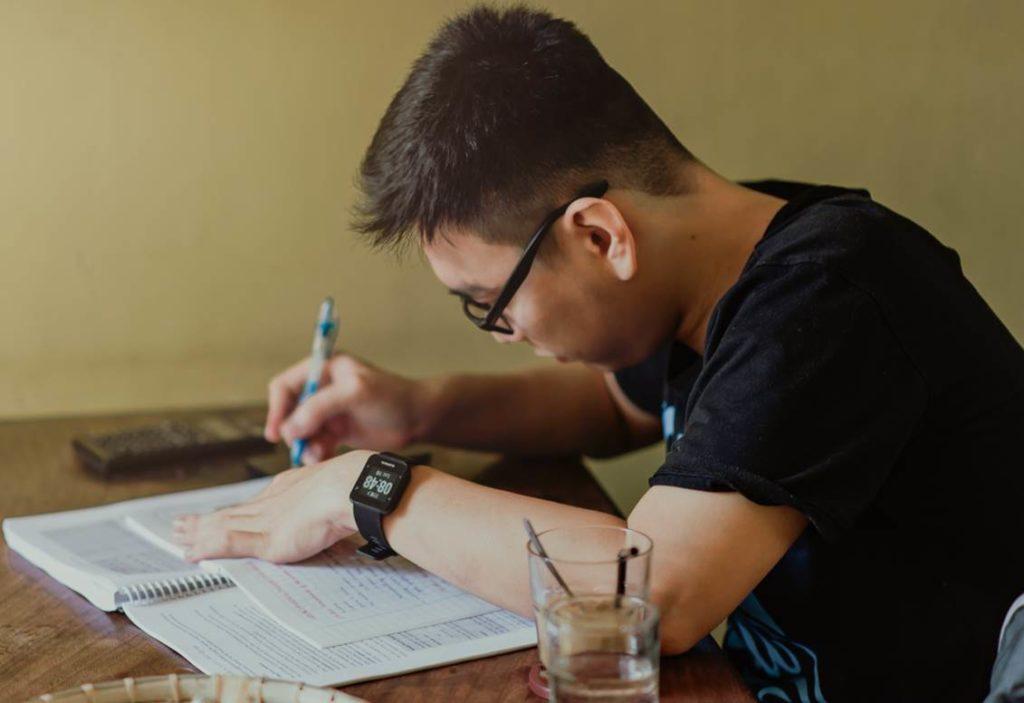 escrevendo redação para o enem